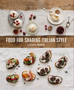 food for sharing italian style cookbook