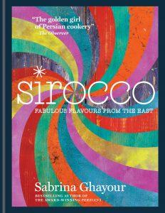 Sirocco Sabrina Ghayour cookbook author