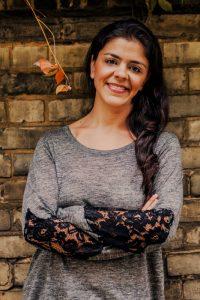 Sabrina Ghayour Sirocco cookbook author