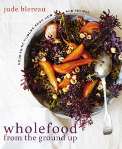 Wholefood from the ground up, sweet potato bread, Jude Blereau