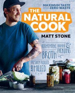 Smoky eggplant dip, The Natural Cook, Matt Stone