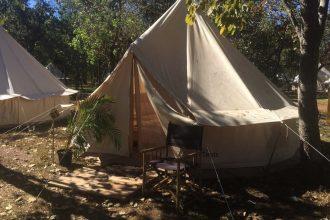 Flash camp Kakadu National Park