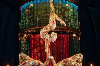 Cirque du Soleil Kooza Contortion