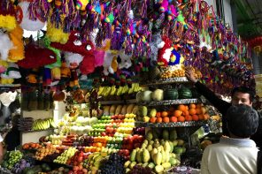 San Juan Market Mexico City