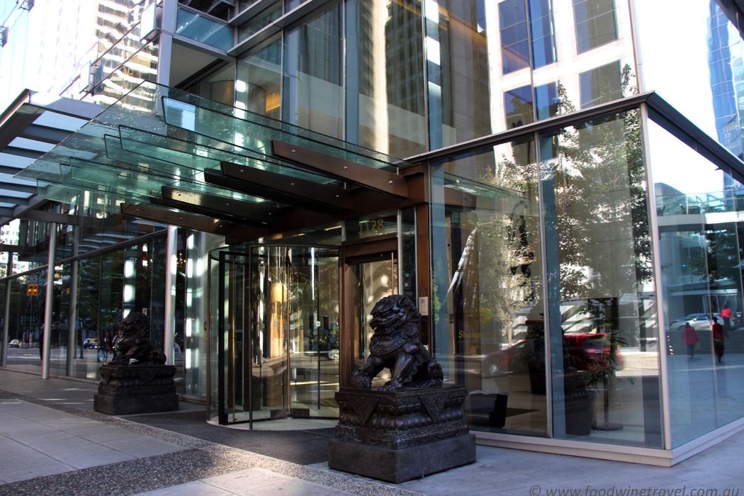 lions shangri-la hotel where to stay in vancouver