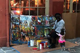 New Orleans Artist Adrian Fulton Fine Art Gallery