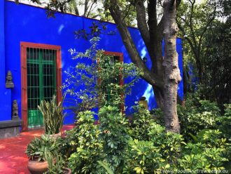 where Frido Kahlo was born in Mexico City