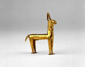 Inca-gold-llama-peru