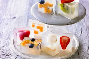 Adam Liaw The Zen Kitchen recipe for fruit jellies