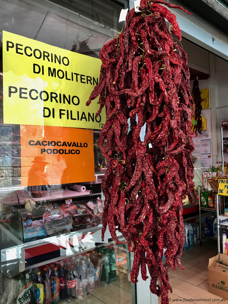 Matera Market Dried Peppers