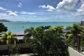Cyclone Debbie Whitsundays Daydream Island Resort View From Mirage Whitsundays
