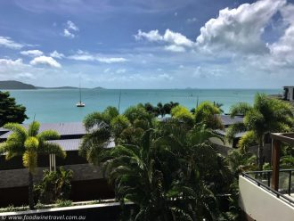 Cyclone Debbie Whitsundays Daydream Island Resort View From Mirage Whitsundays