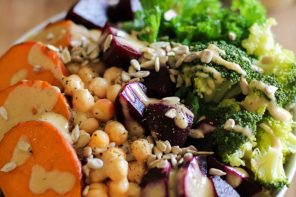 Recipe For Veggie Buddha Bowl