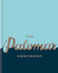 The Palomar Cookbook and recipe for Velvet Tomatoes