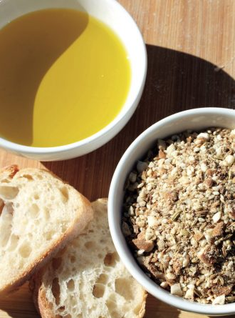 Willunga almonds dukkah recipe