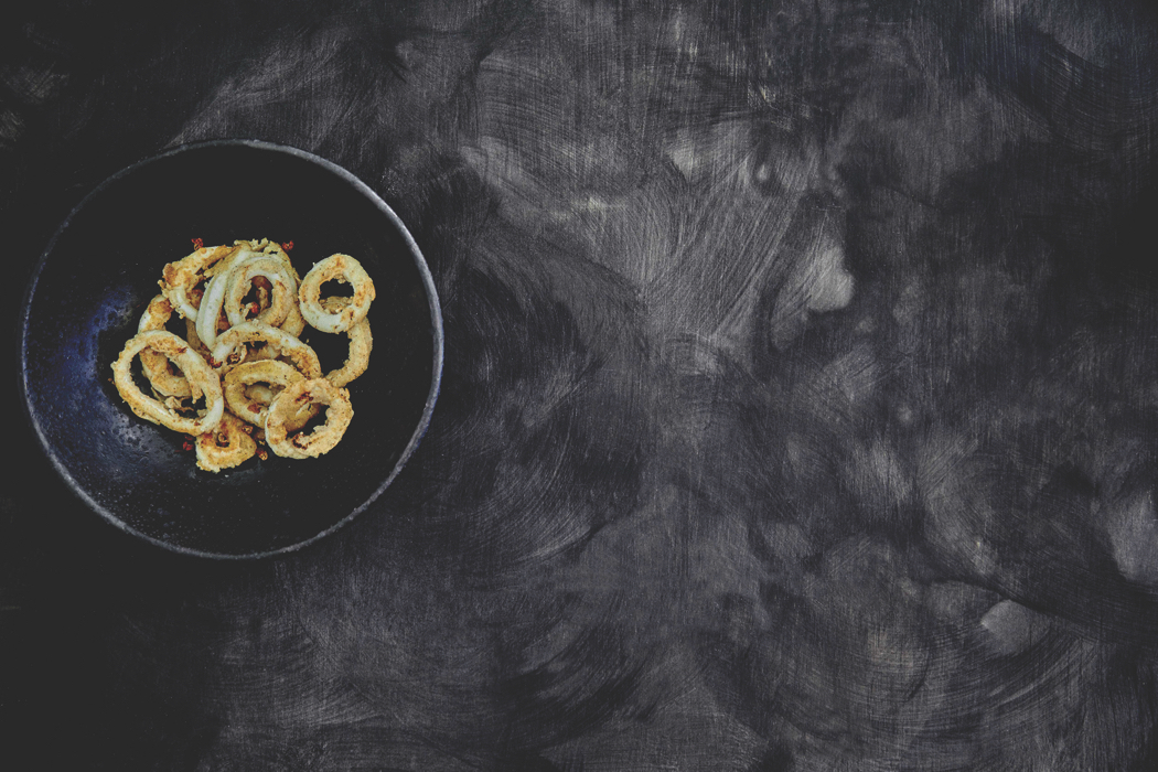 The Power of Flour Salt and Pepper Calamari