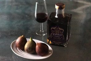 Esprit De Figues, And A Stunning Fig Cocktail Recipe