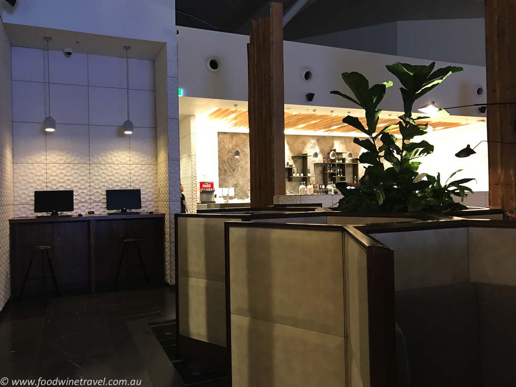 Plaza Premium Lounge Brisbane