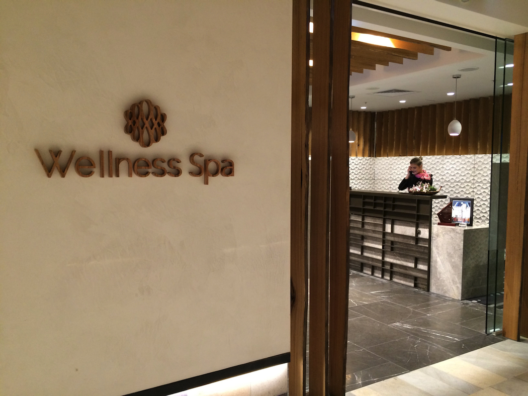 Wellness Spa Brisbane Airport