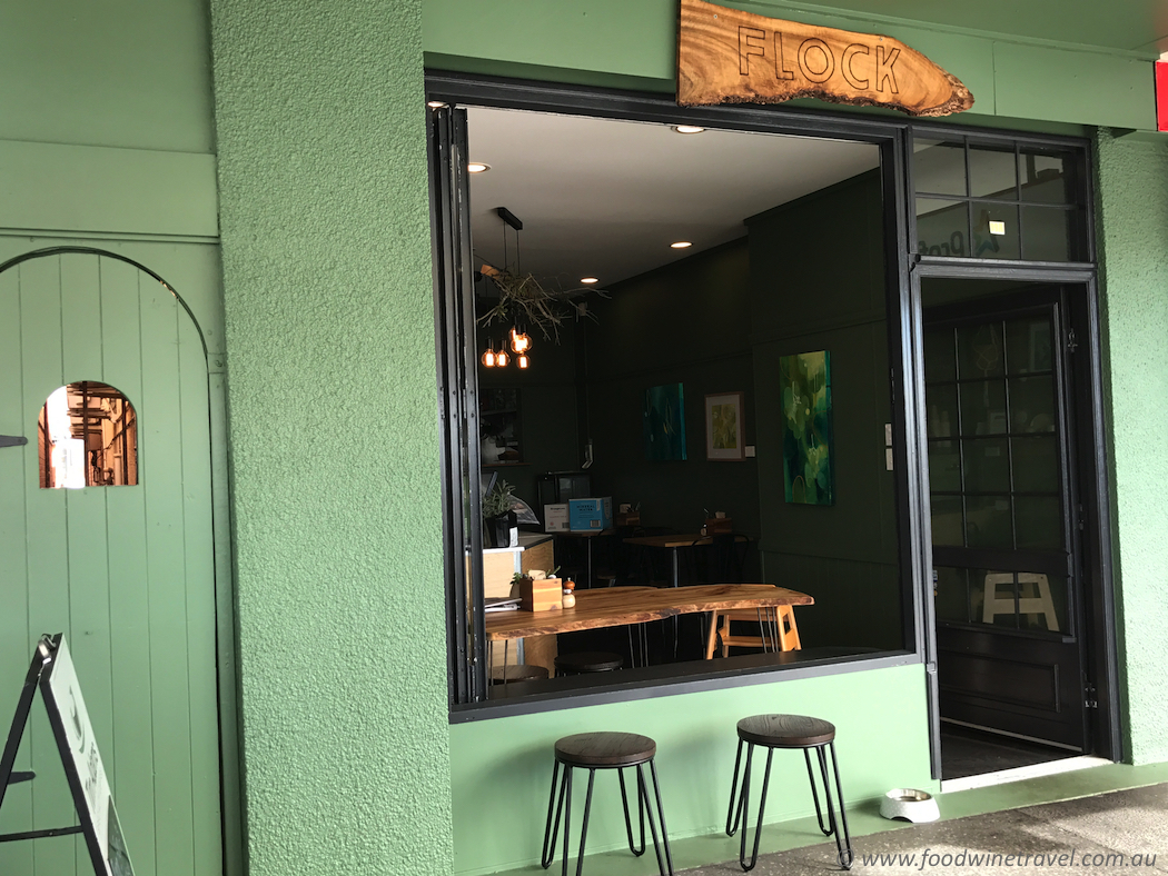 Flock eatery Redcliffe Parade