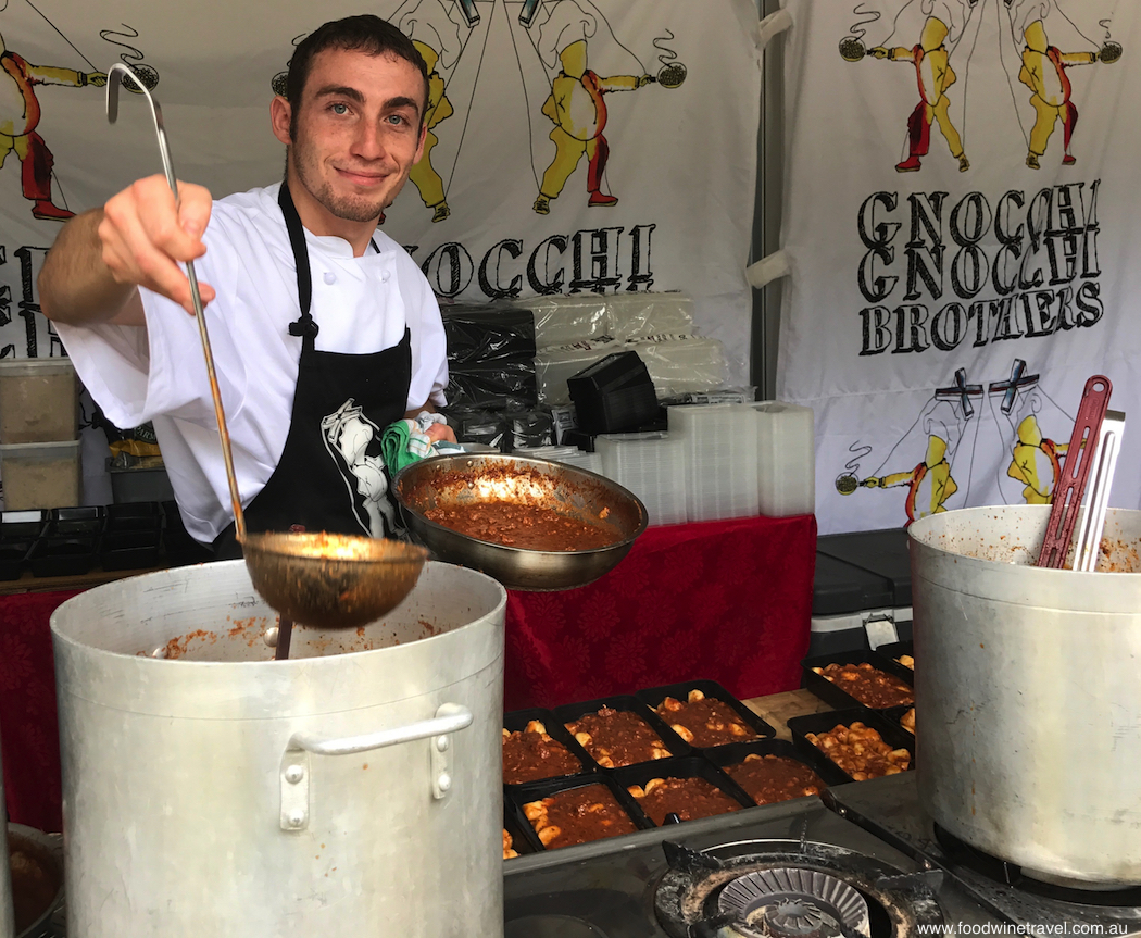 Noosa Food and Wine Festival Gnocchi Brothers
