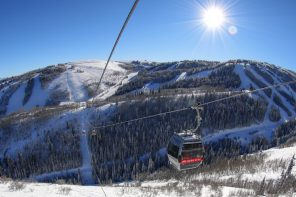 Skiing USA | Winter in Park City, Utah