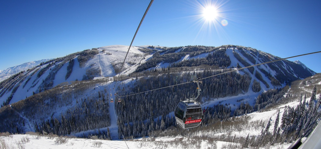 Skiing Usa Winter In Park City Utah Food Wine Travel