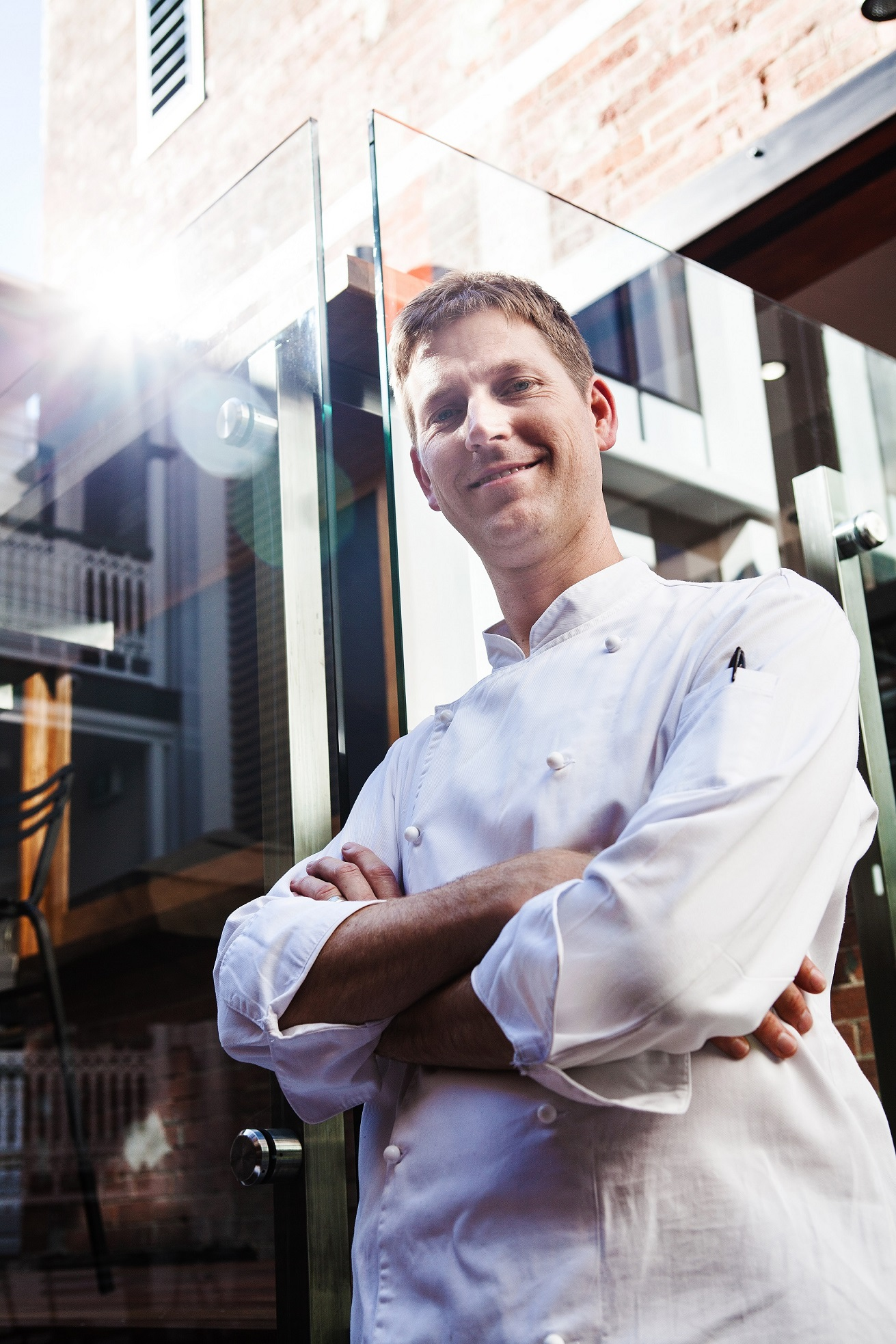 Kennigo Social House Head Chef Steven Herold