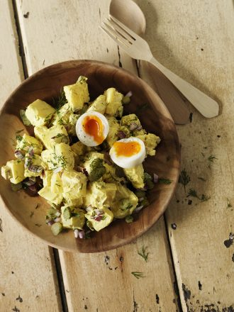 A Whole New Way To Eat best turmeric potato salad recipe