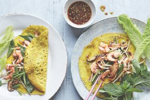 A Flipping Good Recipe For Banh Xeo