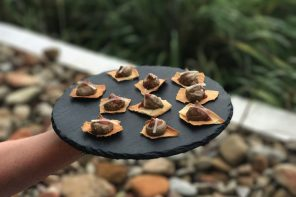 Whitsundays Magic: Walter's Chicken Liver Parfait