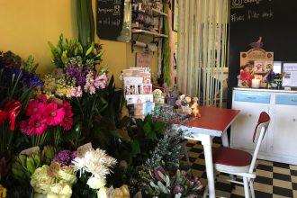 Canary Jane's Flowers, Hawthorn, best Melbourne florists, Rebecca Stacey, best Australian travel writers, Christine Salins.