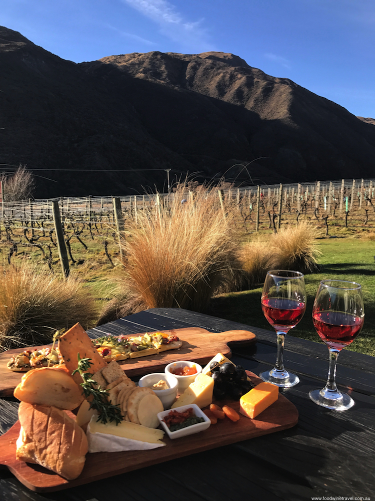 Gibbston Valley Wine & Cheese Tasting