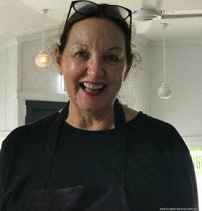 Cafe Grenadine in Camp Hill, Brisbane. Owner Marilyn Lukies is inspired by the food of Spain and Morocco.
