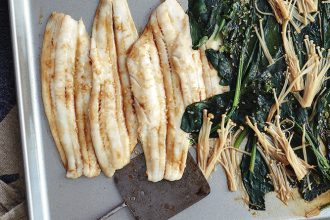One Pan Roasts | Recipe For Asian Steamed Sole