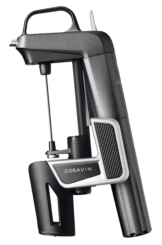 Coravin keeps wine fresh for months.