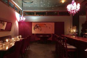 Baja California Manzanilla Restaurant Interior 2