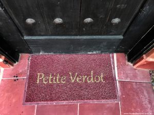 Hotel Boutique Petit Verdot mat