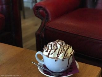 Jack Monday's the best hot chocolate in Limerick