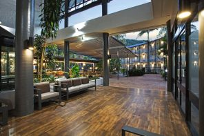 Mantra Club Croc lobby Supplied Photo