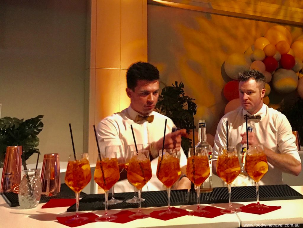Australian Open Hospitality Launch Cocktails