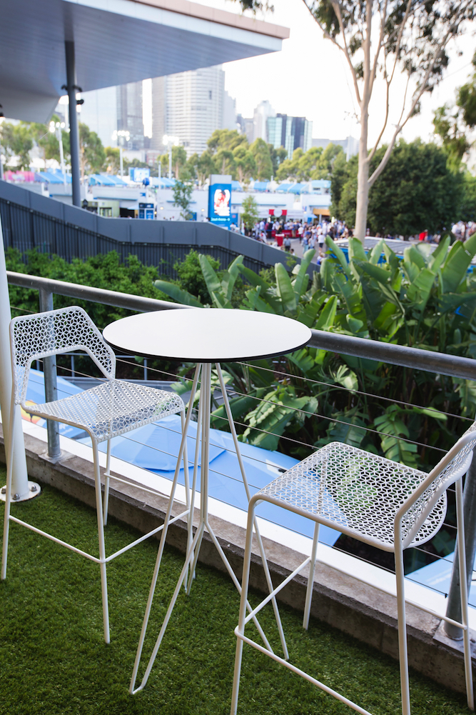 Australian Open Hospitality Launch Encore