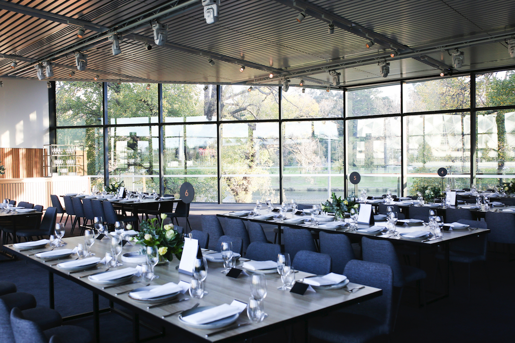 Australian Open Hospitality Launch Glasshouse