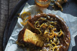 Mandarin cake with marmalade syrup recipe from Monday Morning Cooking Club