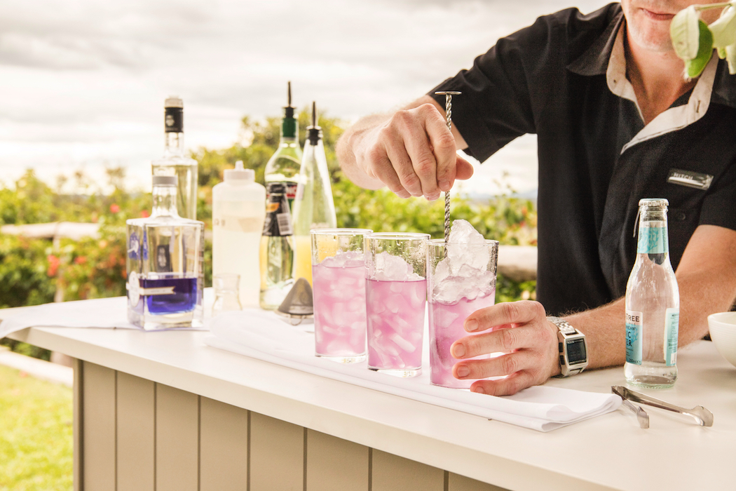 Husk Distillery Ink Gin Flavours of Summer Gourmet Festival
