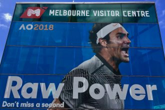 Raw Power Australian Open