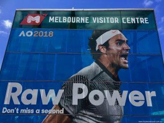 Raw Power Australian Open