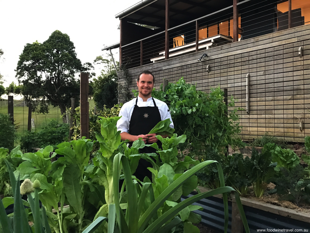 Spicers Tamarind Retreat Sous chef Phil Kerhow