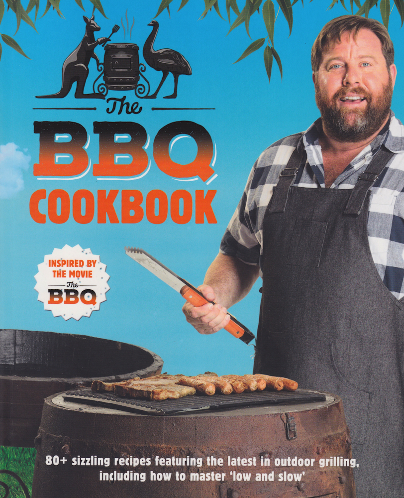 The BBQ Book Cover