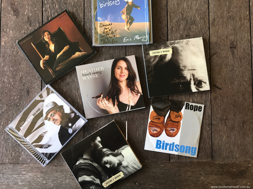 Bunya Mountains Birdsong CDs